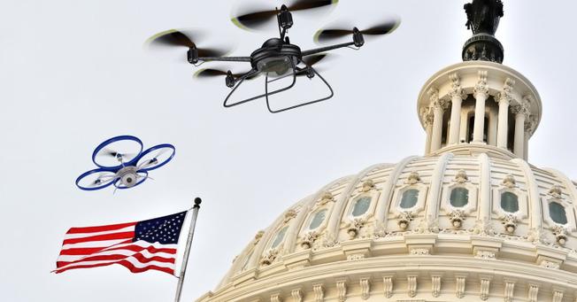 Desktop shutterstock capitol drones