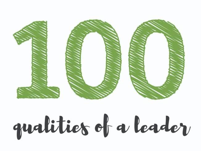 Desktop 100 qualities of a leader