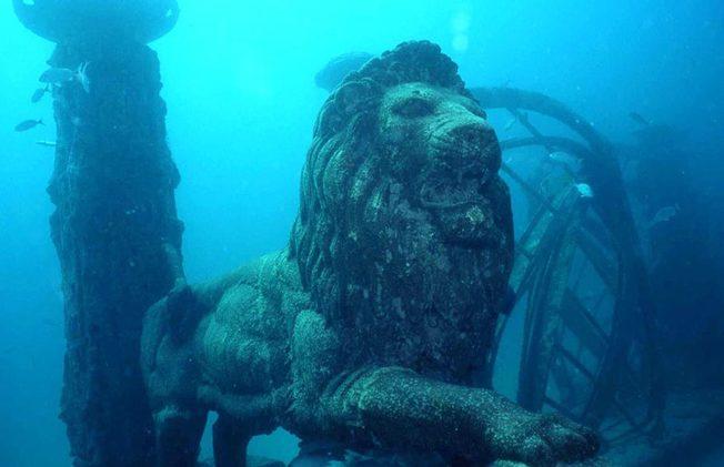 Desktop ancient lion city 930x600