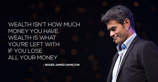 Desktop wealth is not money
