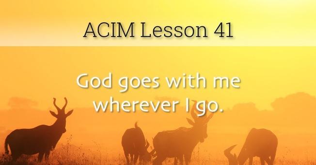 Desktop acim lesson 041 workbook quote wide