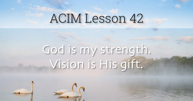 Desktop acim lesson 042 workbook quote wide