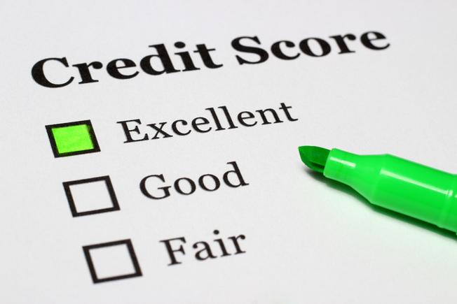 Desktop credit score