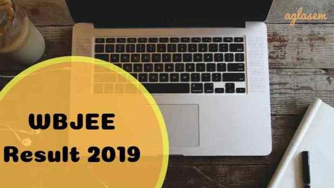 Desktop wbjee result 2019