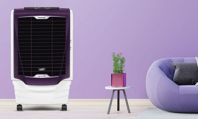 Desktop air cooler