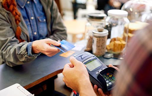 Desktop payment processing