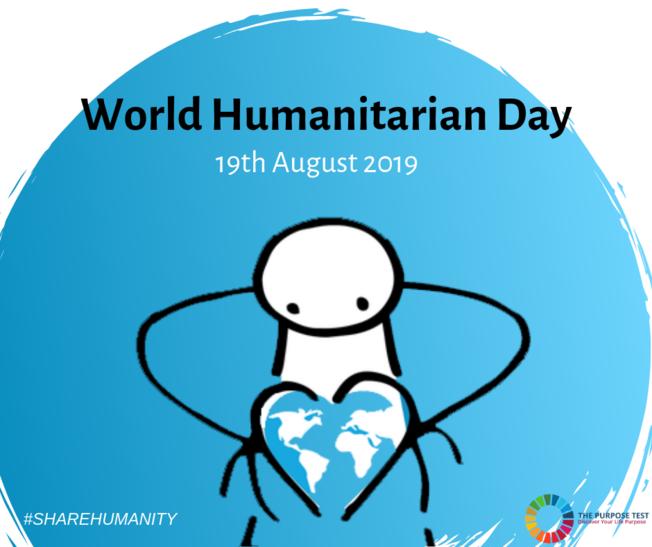 Desktop world humanitarian day