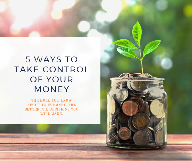 Desktop 5 ways to take control of your money