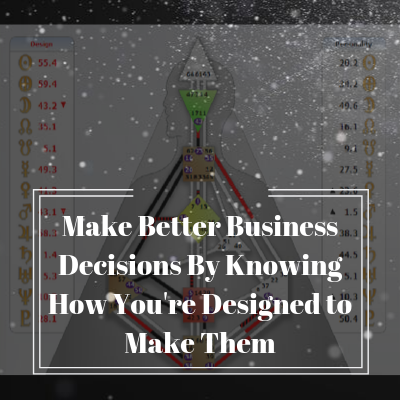 Desktop make better business decisions by knowing how you re designed to make them  1