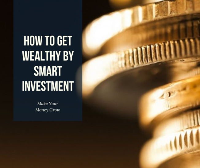 Desktop how to get wealthy by smart investment