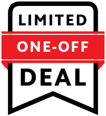 Desktop limited oneoff deal red