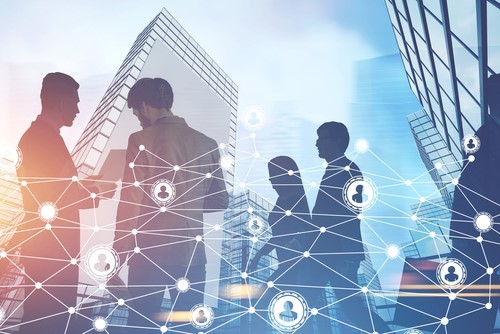 Desktop build network business collaborate