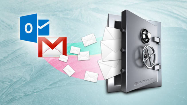 Desktop gmail backup
