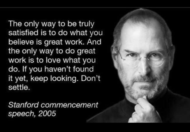 Desktop steve jobs quote