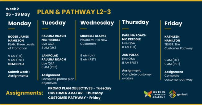 Desktop copy of schedule week cla  2