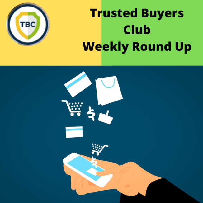 Desktop trusted buyers club weekly round up