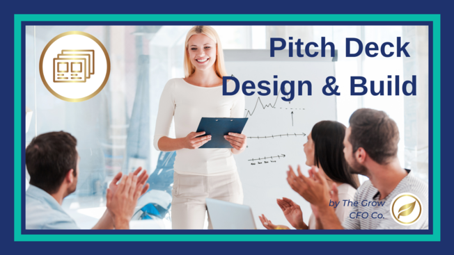 Desktop team pitch deck