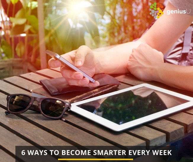 Desktop 6 ways to become smarter every week