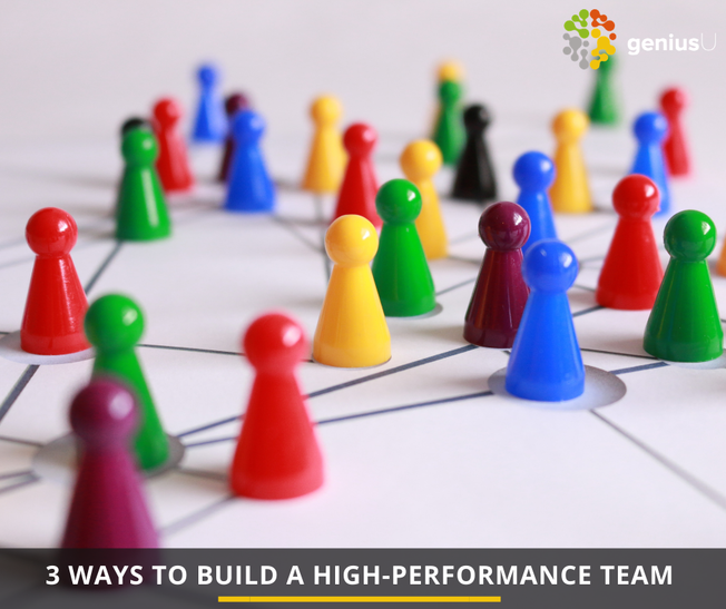Desktop high performance team