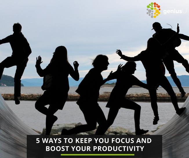 Desktop 5 ways to keep you focused