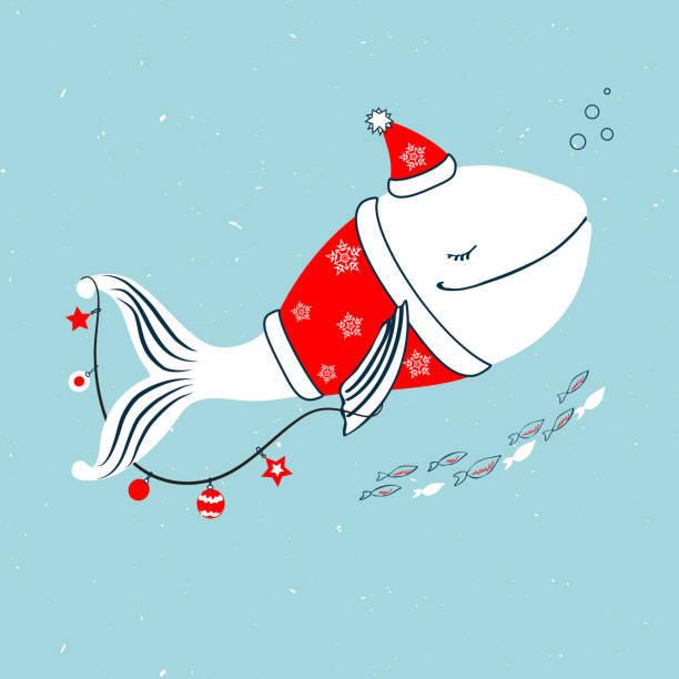 Desktop festive fish