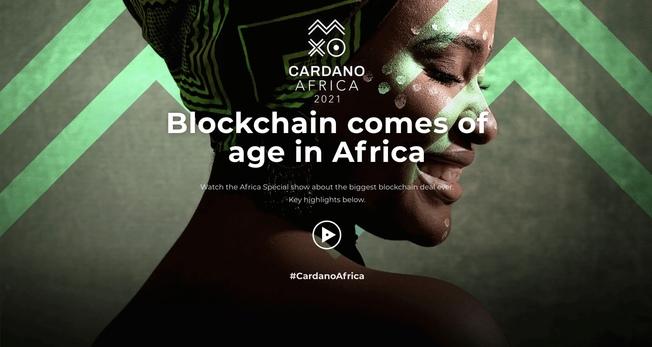 Desktop cardano africa