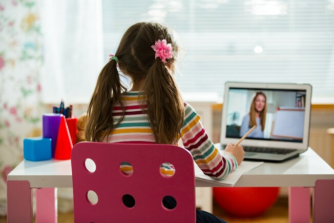 Desktop virtual learning