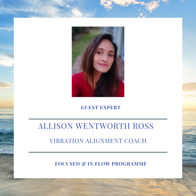 Desktop allison wentworth ross  vibration alignment coach  focused and in flow