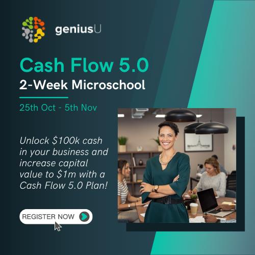 Desktop cashflow 5.0 microschool