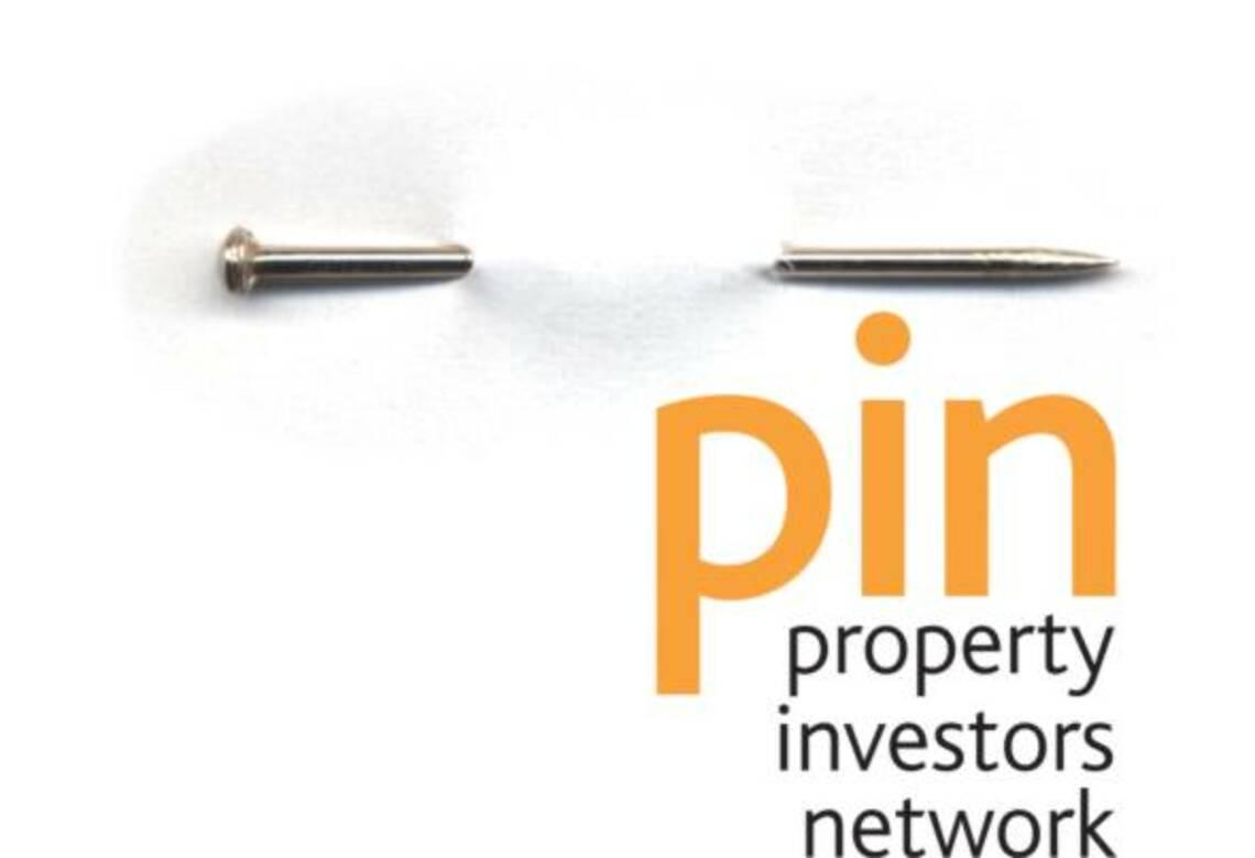 Desktop pin logo