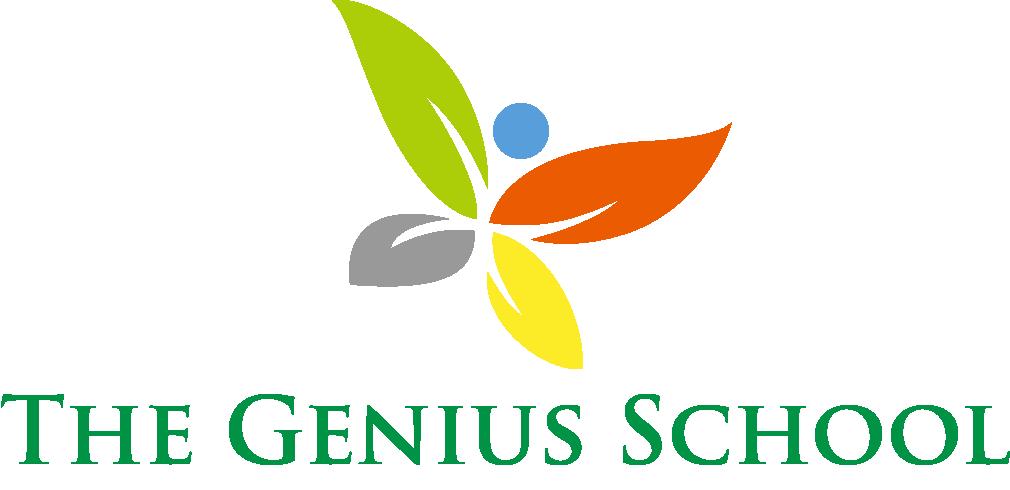 Genius school logo