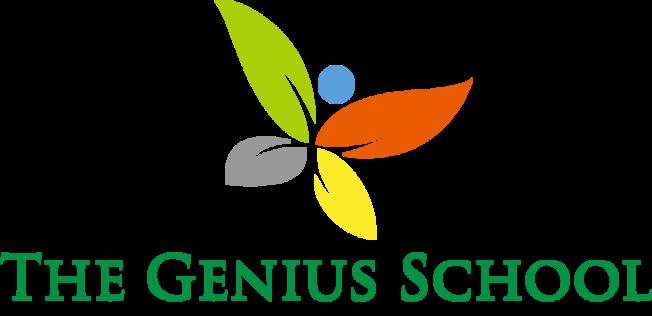 Desktop genius school logo
