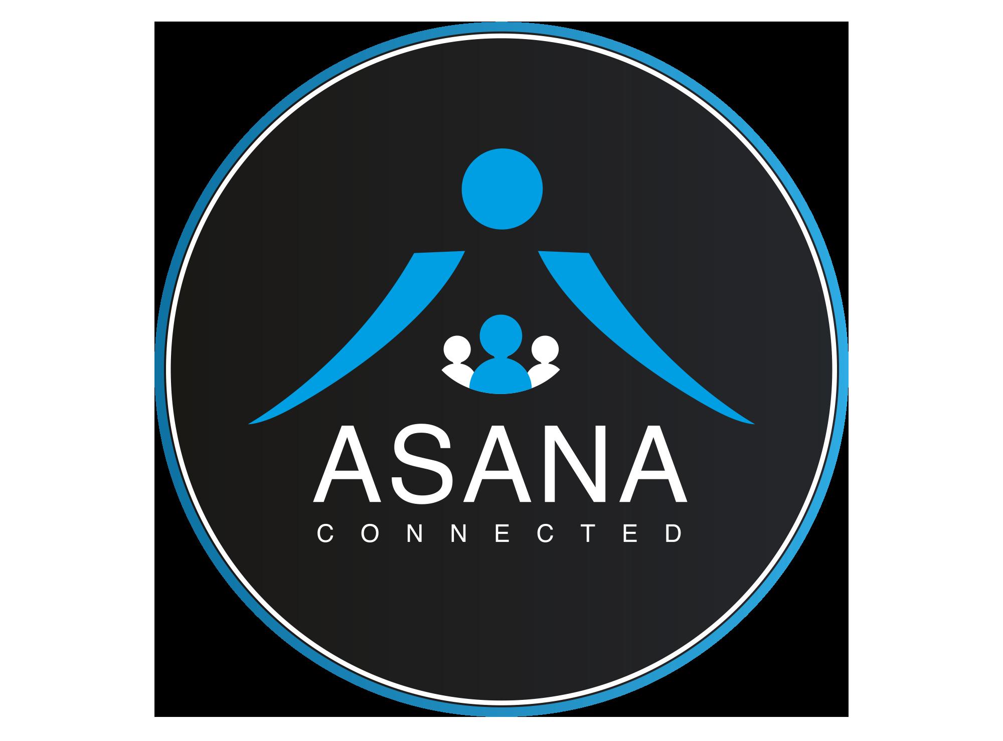 Round logo transparrent