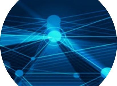 Desktop smart tech logo