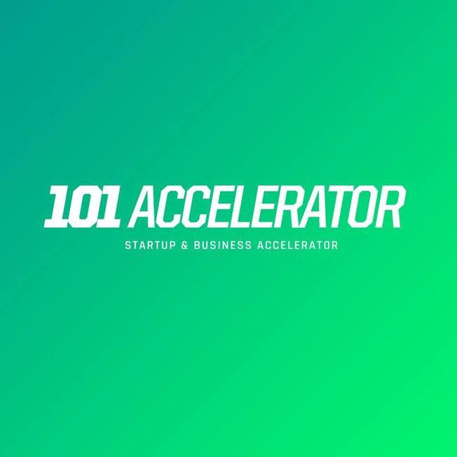 Desktop 101 accelerator logo profile grn