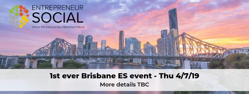 Brisbane entrepreneur social