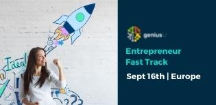 Entrepreneur fast track opp knocks