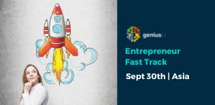 Entrepreneur fast track opp knocks asia