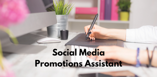 Social media promotions assistant  1