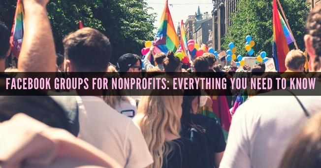 Desktop facebook groups for nonprofits  everything you need to know