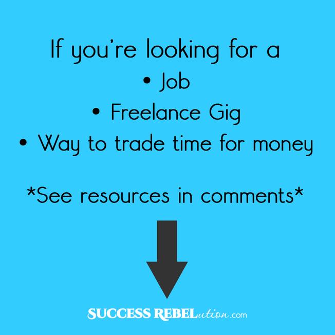 Desktop tsr community post job resources
