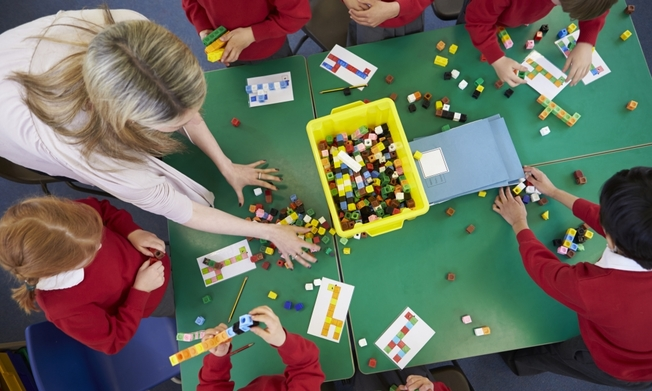 Desktop learning through play classroom examples 1