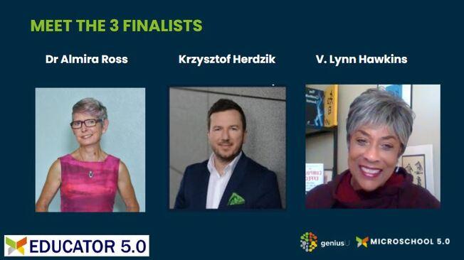 Desktop finalists