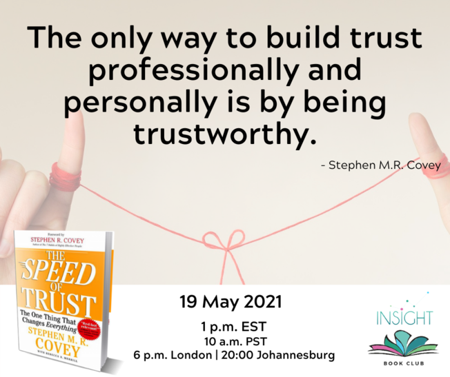 Desktop book 20club 20  20the 20speed 20of 20trust 2019 20may 20 1