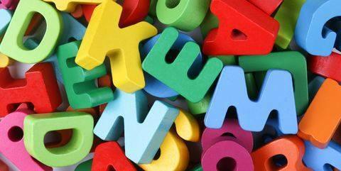 Desktop letters