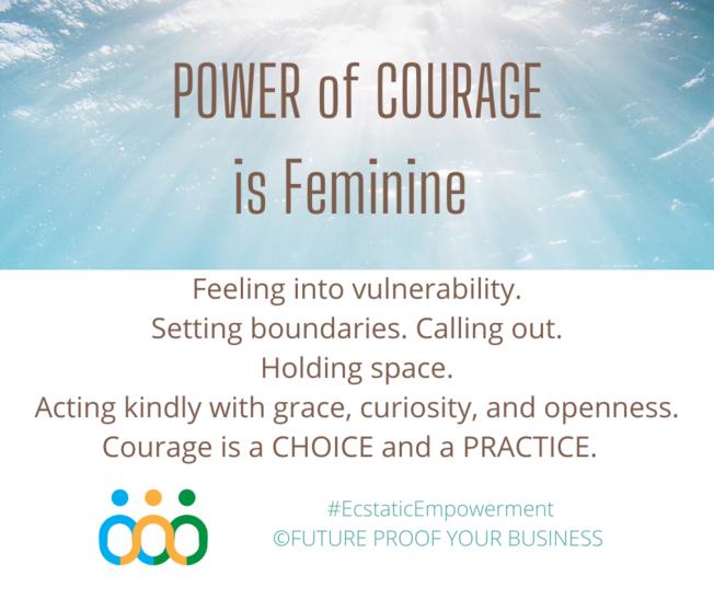 Desktop power of courage 2