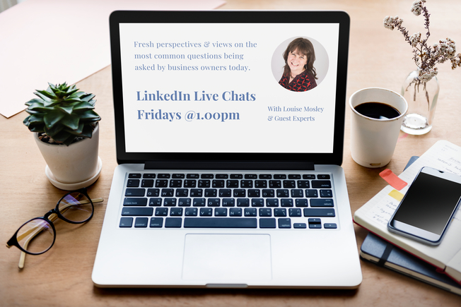 Desktop linkedin live sessions with nb coaching