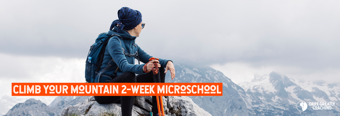 Show 202106109   climb your mountain 2 week microschool