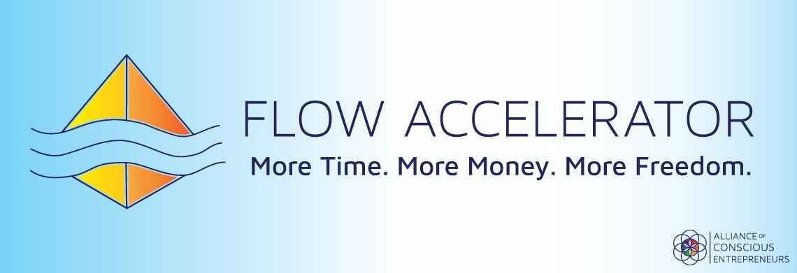 Show flow accelerator cover image