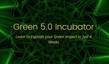 Influex store green 5.0 incubator